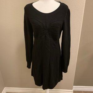 NWT! BCBGMaxAzria Wool+Cashmere Sweater Dress